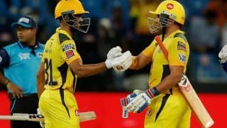 IPL 2021 Report: Gaikwad-Uthappa Fities, Dhoni's Cameo Propel Chennai Into 9th Final, Beat Delhi by 4 Wickets