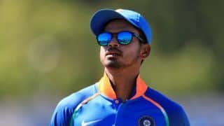 MS Dhoni advised me to avoid reading newspapers, reveals Shreyas Iyer