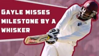 WI vs NZ 2014: Talking points from Day 3 of 1st Test