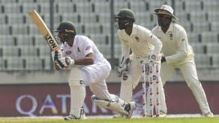 Bangladesh vs Zimbabwe: Mahmudullah hundred sets visitors target of 443
