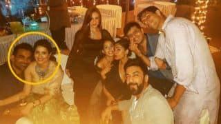 These pictures confirm Zaheer Khan is dating 'Chak De' girl Sagarika Ghatge