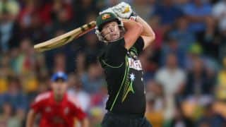ICC World T20 2014: Cameron White 'disappointed' at playing waiting game