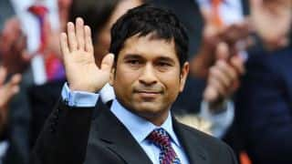 Tendulkar recalls writing letters to wife Anjali
