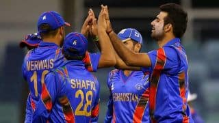 Afghanistan vs South Africa, T20 World Cup 2016, Match 20 at Mumbai: Afghanistan's likely XI