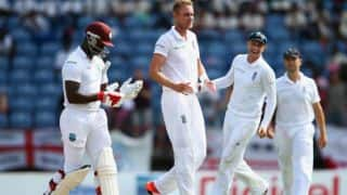 West Indies vs England 2015, Live Cricket Score: 2nd Test, Day 3 at Grenada