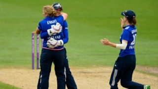 England Women record their highest T20I score