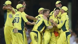 Australia vs New Zealand, 1st ODI highlights: Steven Smith's berserk knock, Martin Guptill's comeback and other key moments