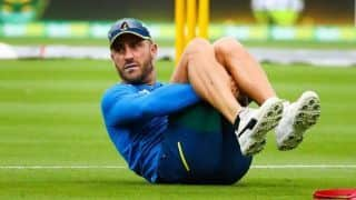 Mental preparation key for World Cup: Faf du Plessis