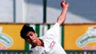 Azhar recalls Nehra's Test debut