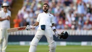 Captain Virat Kohli must help batsman Virat Kohli at Lord's