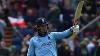 Cricket World Cup 2019: Jason Roy's 153 powers England to 386 against Bangladesh