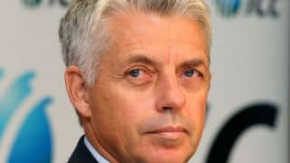 ICC World Cup 2015: David Richardson satisfied with preparations