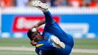 Tharanga to replace injured Jeevan Mendis in Sri Lanka squad