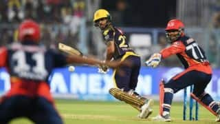 Highlights, IPL 2018, DD vs KKR, Match 26 at Feroz Shah Kotla: DD win by 55 runs