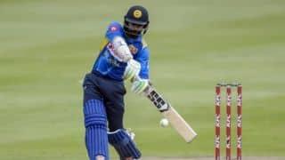 Sri Lanka recall Dickwella, Dananjaya in 22-man squad for Bangladesh ODIs