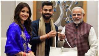 Virat Kohli, Anushka Sharma invites PM Narendra Modi to their Reception
