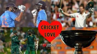 Valentine's Day 2016: Much to love for the cricketing heart