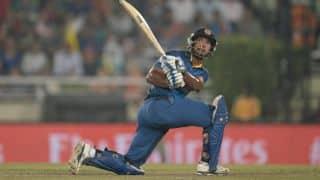 India vs Sri Lanka 2014, 2nd ODI at Ahmedabad: Sri Lanka likely XI