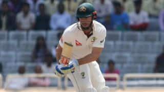 Shaun Marsh: Australia satisfied with draw in 3rd Test vs India