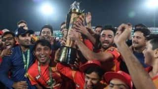 14 फरवरी से शुरू होगा पाकिस्तान सुपर लीग का चौथा एडिशन