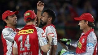 IPL 7: Kings XI Punjab appoint R Sridhar as fielding coach