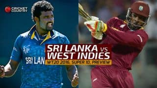Sri Lanka vs West Indies, T20 World Cup 2016, Match 21 at Bangalore, Preview: Pumped West Indians seek to trounce meek Sri Lanka