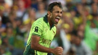 Wahab Riaz signs with Surrey for short stint in T20 Blast