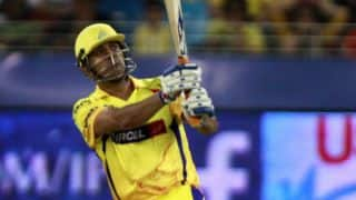 IPL 2014: MS Dhoni praises Dwayne Smith's knock in CSK's victory against Mumbai Indians