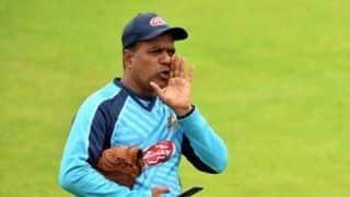 Sunil Joshi appointed Uttar Pradesh coach for one year