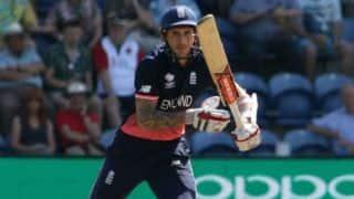 वर्ल्ड कप से पहले इंग्लैंड के बल्लेबाज एलेक्स हेल्स पर लगा 21 दिन का प्रतिबंध