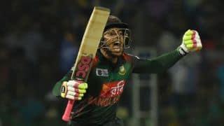 Afghanistan start favourites in T20Is against Bangladesh, says Mushfiqur Rahim