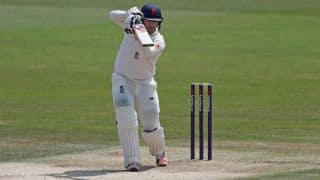 Stoneman slams hundred, Cook finds runs in ENG's last tour game