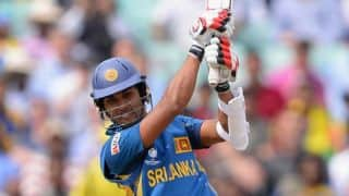 India vs Sri Lanka 2017: Dinesh Chandimal ruled out of ODI series due to hairline fracture