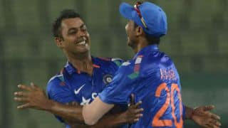 VIDEO: Stuart Binny's 6 for 4 vs Bangladesh, 2nd ODI at Dhaka in 2014