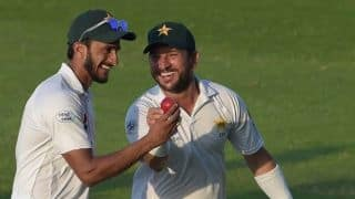 1st Test: Pakistan need 176 to win first Test against New Zealand