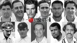 The C's: Splendid batsmen, fiery pacers, one great spinner