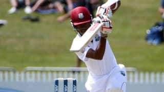 West Indies vs Bangladesh Live Cricket Score, 1st Test Day One at St Vincent: West Indies finish day one on 264 for 3