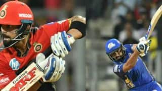 Highlights, IPL 2018, RCB vs MI, Full Cricket Score and Updates, Match 31 at Bengaluru: RCB win by 14 runs