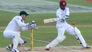 Live Cricket Score South Africa vs West Indies 2014-15: 2nd Test at Port Elizabeth, Day 1