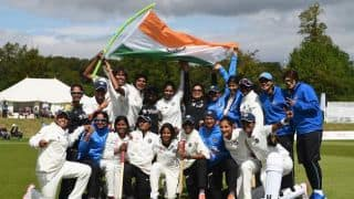England Women vs India Women, one-off Test at Wormsley