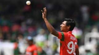 Mustafizur Rahman becomes fastest to 100 wicket for Bangladesh in ODI, Leave behind Brett Lee, Trent Boult