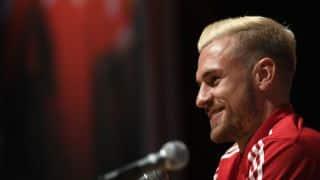 Euro 2016: Aaron Ramsey hopes Wales can beat England