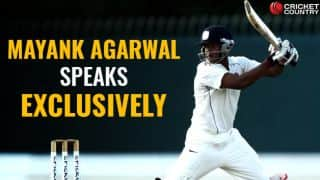 Mayank Agarwal: I was facing around 1,000 balls everyday