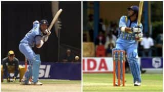ICC KnockOut 2000: When Sachin Tendulkar hit Glenn McGrath around park and India beat Australia by 20 runs