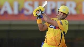 Suresh Raina fifty guides Chennai Super Kings in chase of 174 against Mumbai Indians IPL 2014 Eliminator
