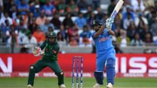 निदास ट्रॉफी 2018, पांचवां टी20: रोहित शर्मा की शानदार बल्लेबाजी से टीम इंडिया ने बांग्लादेश के सामने 177 रनों का लक्ष्य रखा