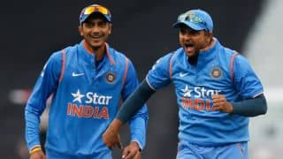 India's ICC Cricket World Cup 2015 preparations take a hit