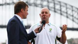 Lehmann: Haddin, Johnson to return for 2nd ODI