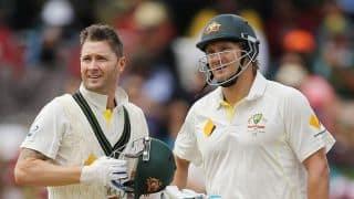 Clarke hopes Haddin, Watson, Rogers play Ashes 2015