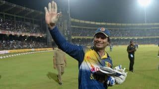 Bangladesh vs Sri Lanka, ICC Cricket World Cup 2015: Sanga takes 400th catch in as many ODIs